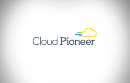Cloud Pioneer brand and website design by Sophie Light